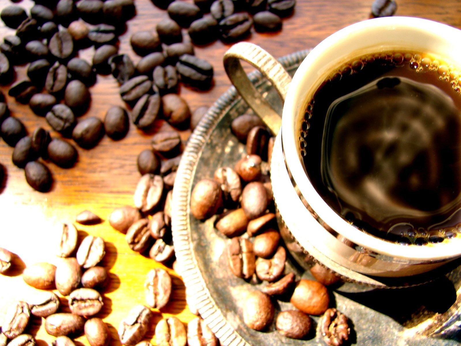 gå ner i vikt med kaffe